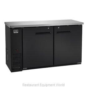 Kelvinator KCBB60SB-HC Back Bar Cabinet, Refrigerated