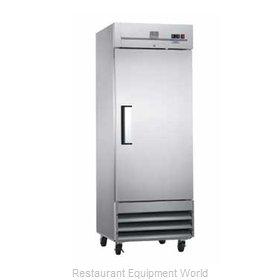 Kelvinator KCBM23RSE Refrigerator, Reach-In