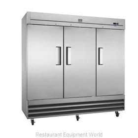 Kelvinator KCBM72RSE-HC Refrigerator, Reach-In