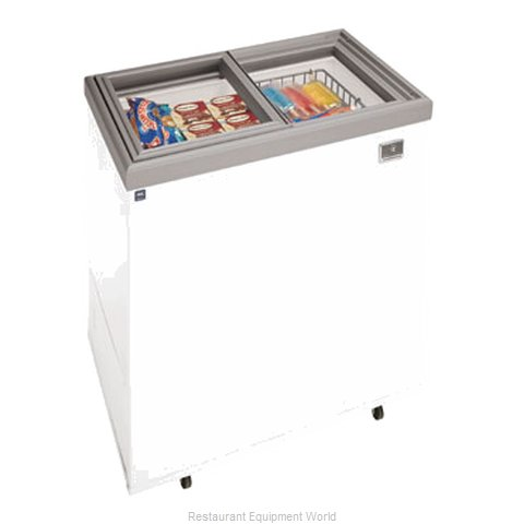 Kelvinator KCG070GW Ice Cream Display Freezer