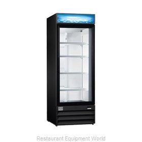 Kelvinator KCGM24RB-HC Refrigerator, Merchandiser