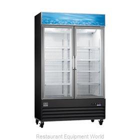 Kelvinator KCGM27FB-HC Freezer, Merchandiser