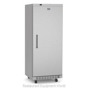 Kelvinator KCHRI25RIDFE Freezer, Reach-In