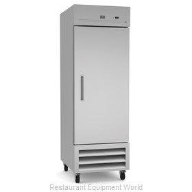 Kelvinator KCHRI27R1DFE Freezer, Reach-In