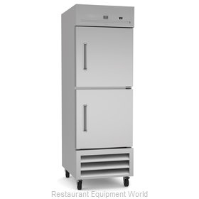 Kelvinator KCHRI27R2HDF Freezer, Reach-In