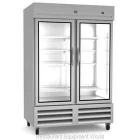 Kelvinator KCHRI54R2GDR Refrigerator, Reach-In