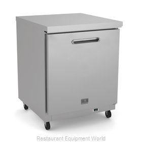 Kelvinator KCHUC27F Freezer, Undercounter, Reach-In