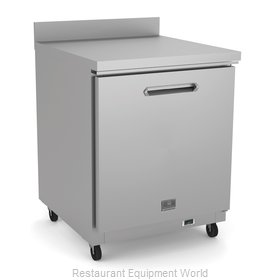 Kelvinator KCHUCWT27F Freezer, Undercounter, Reach-In