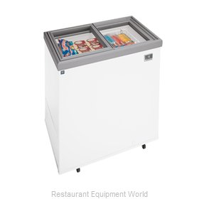 Kelvinator KCNF070QW Ice Cream Dipping Cabinet