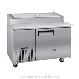 Kelvinator KCPT50.6 Pizza Prep Table Refrigerated