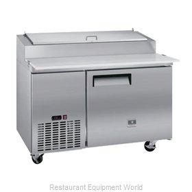 Kelvinator KCPT50.6 Pizza Prep Table Refrigerated