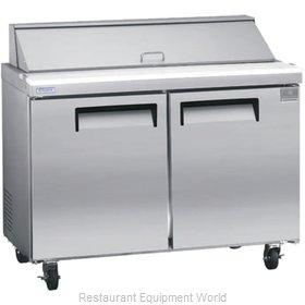 Kelvinator KCST48.12-HC Refrigerated Counter, Sandwich / Salad Top
