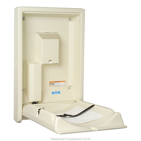 koala kb101 00 baby changing table vertical changing station