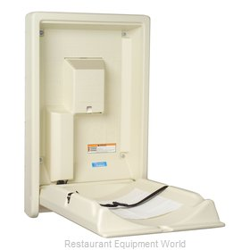 Koala KB101-00 Vertical Beige Changing Table
