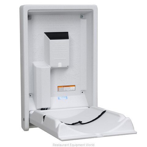 Koala KB101-05 Baby Changing Table (Magnified)