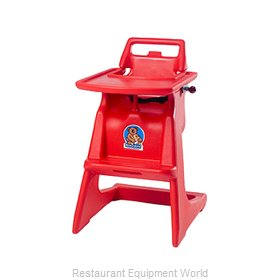 Koala KB103-03 Koala High Chair - Red