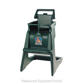 Koala KB103-06 Koala High Chair - Forest Green