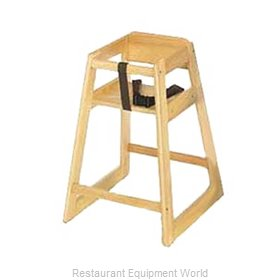 Koala KB800-20 High Chair, Wood