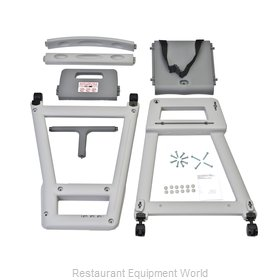 Koala KB850-01W-KD High Chair, Plastic