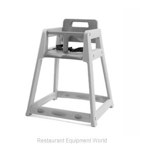 Koala KB850-01W High Chair, Plastic