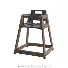 Koala KB850-09W High Chair, Plastic