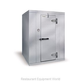 Kolpak KF7-128-FR Walk In Freezer, Modular, Remote