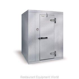 Kolpak KF8-0808-FR Walk In Freezer, Modular, Remote