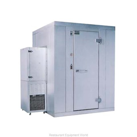 Kolpak P6-810-FS Walk-In Freezer w/Floor