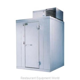 Kolpak PX7-610-CT Walk-In Cooler - Floorless
