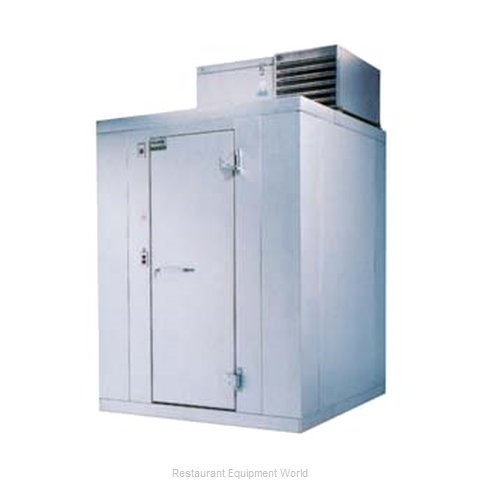 Kolpak PX7-612-CT Walk-In Cooler - Floorless