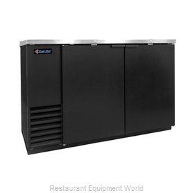Kool Star KSBB59 Backbar Cabinet Refrigerated