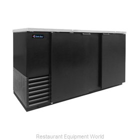 Kool Star KSBB69 Backbar Cabinet Refrigerated