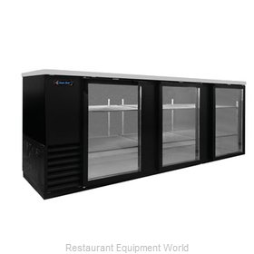 Kool Star KSBB95-G Backbar Cabinet Refrigerated