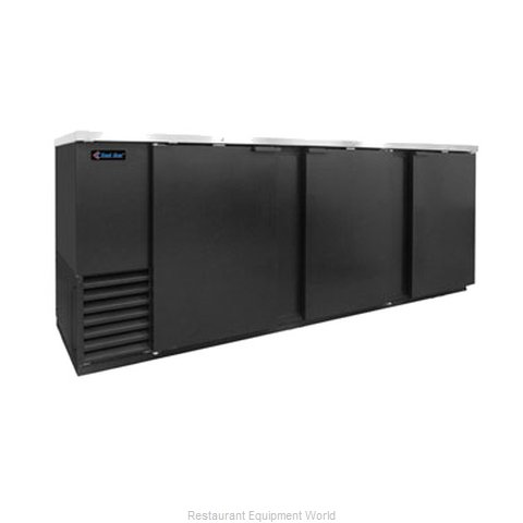 Kool Star KSBB95 Backbar Cabinet Refrigerated