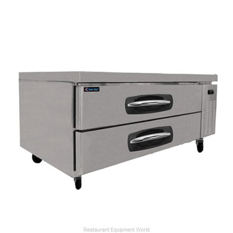 Kool Star KSCB53 Refrigerated Counter Griddle Stand
