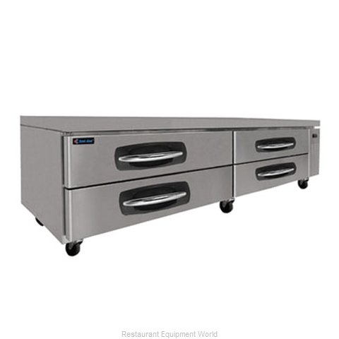 Kool Star KSCB96 Refrigerated Counter Griddle Stand