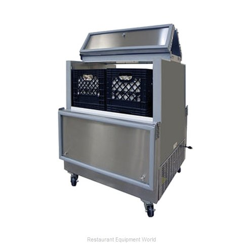 Kool Star KSDOMC-084-SS-A Milk Cooler
