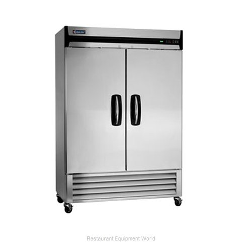 Kool Star KSF49-S Reach-In Freezer 2 sections