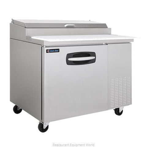 Kool Star KSPT44 Pizza Prep Table Refrigerated