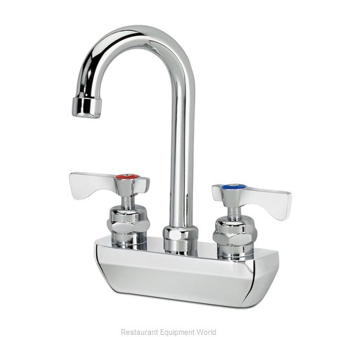 Krowne 14-400L Wall-Mount Sink Faucet (Magnified)