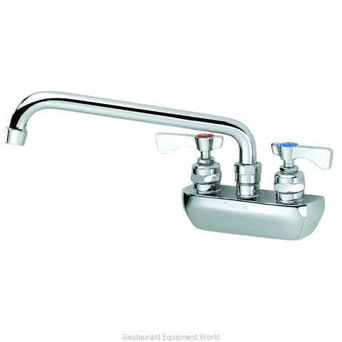 Krowne 14-410L Wall-Mount Sink Faucet (Magnified)