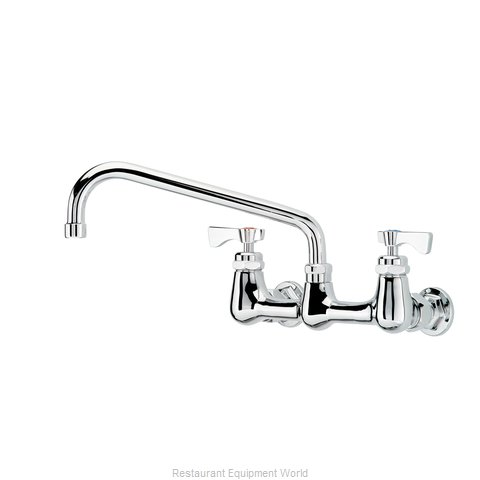 Krowne 14-806L Wall-Mount Sink Faucet (Magnified)