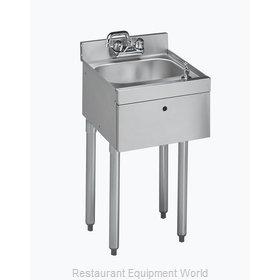 Krowne 18-18ST Underbar Hand Sink Unit