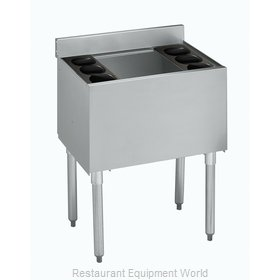 Krowne 18-24-7 Underbar Ice Bin/Cocktail Unit