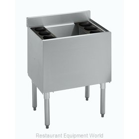 Krowne 18-30DP-7 Underbar Ice Bin/Cocktail Unit