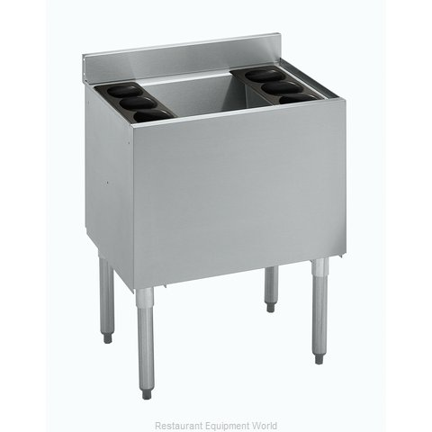 Krowne 18-30DP Underbar Ice Bin/Cocktail Unit