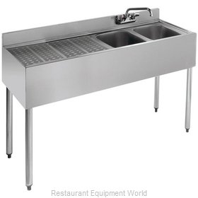 Krowne 18-42R Bar Sink