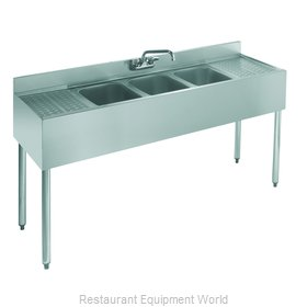 Krowne 18-53C Bar Sink