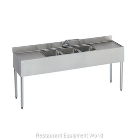 Krowne 18-63C Bar Sink