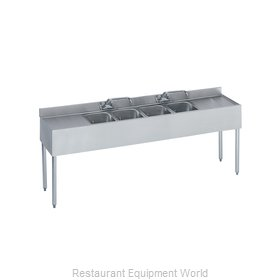 Krowne 18-74C Bar Sink